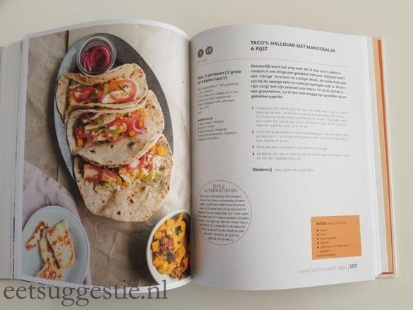 Vega(n) Kookboek van Izy Hossack: #eerlijk #voedzaam #lekkerkoken