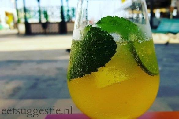 eetsuggestie Hugo cocktail